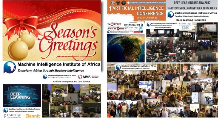 Machine Intelligence Institute of Africa – Season's Greetings!
