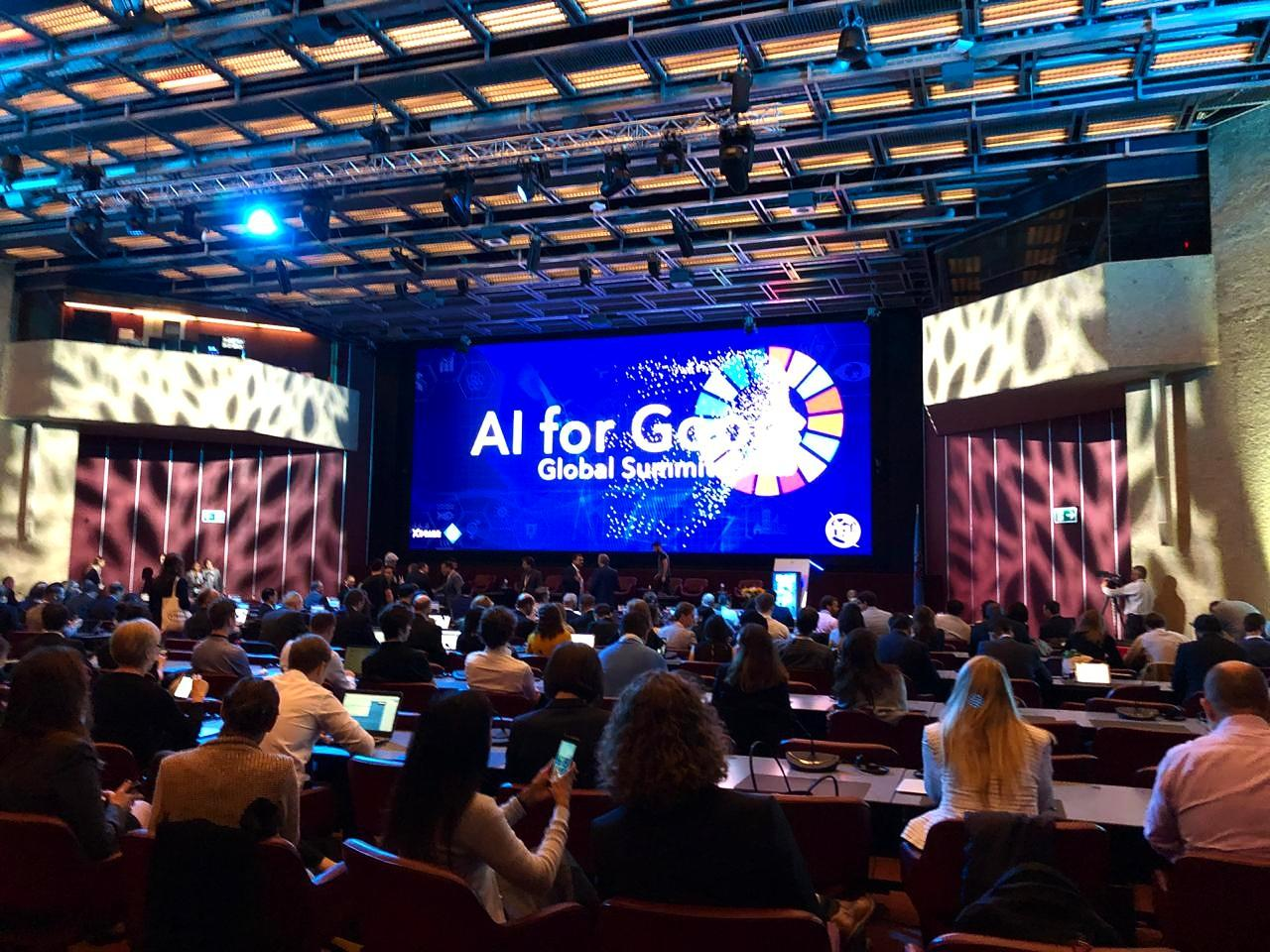 MIIA & Cortex Ventures at AI For Good Summit