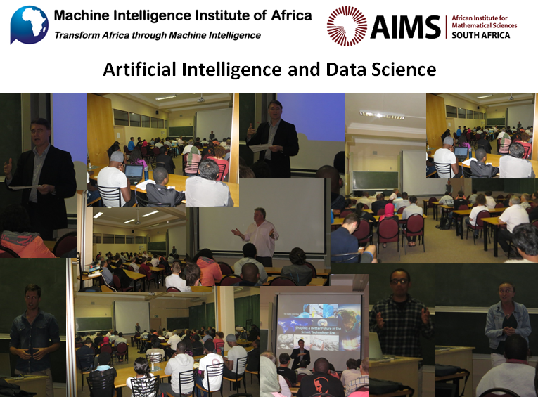 MIIA and AIMS Event on AI and Data Science
