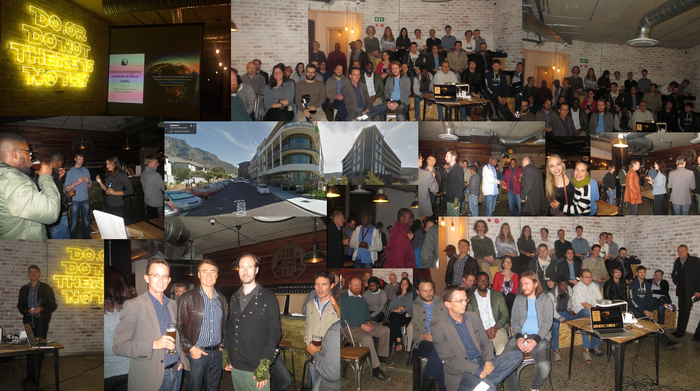 Follow-up on an awesome MIIA Meetup in Cape Town!