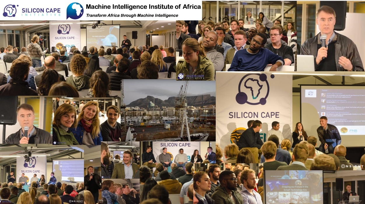 Artificial Intelligence at the centre of MIIA partner activities with Silicon Cape, Rise Africa, and Insights2Impact