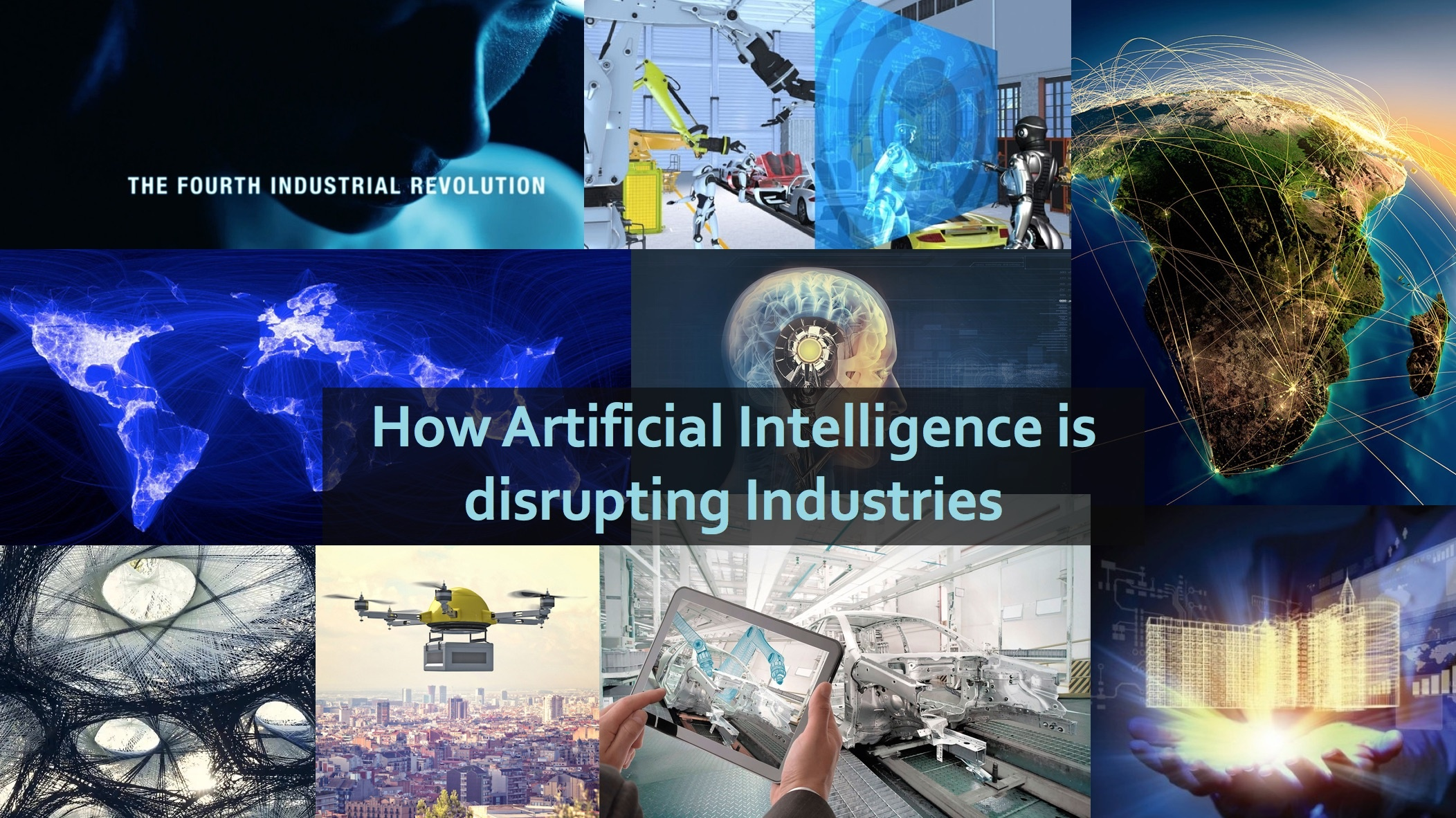 How Artificial Intelligence disrupts Industries