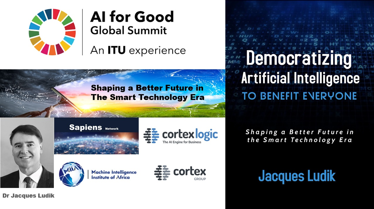 AI for Good and Democratizing AI to Benefit Everyone