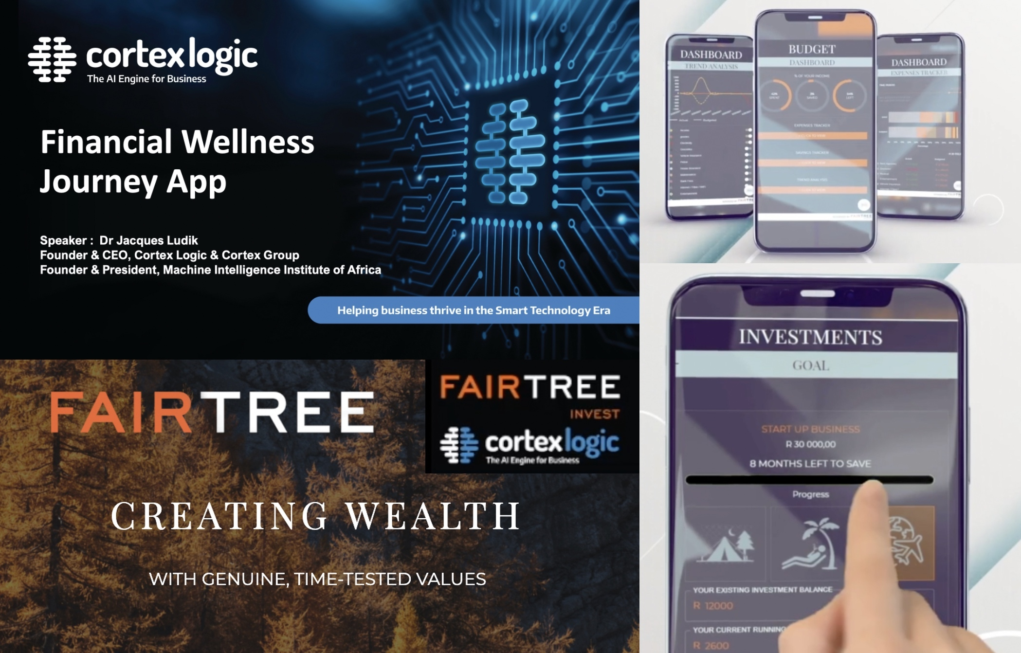 AI-driven Financial Wellness
