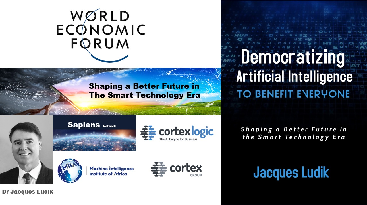 World Economic Forum and Democratizing AI to Benefit Everyone